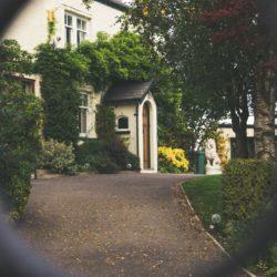 Country Estate Garden